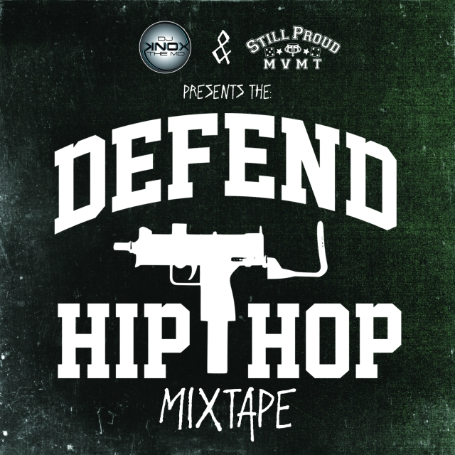 defend hip hop cover front
