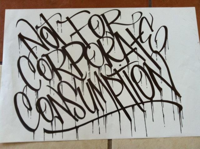 Corp Consumption